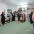 دیدارکارکنان کمیته امدادبا امام جمعه نکا  /تصویر