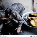 تندیر نون پخت نان محلی در روستای ازرگ نکا / ویدئو