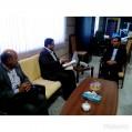 فرماندار نکا:رسانه بازوان پرتوان توسعه و پیشرفت پیشرفت جامعه است