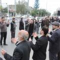 عزاداری بازاریان نکادراربعین حسینی سال ۹۴ +تصویر