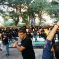 شور حسینی  در گلبستان نکا / ویدئو