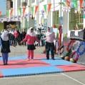 آغاز المپیاد ورزشی درمدارس شهرستان نکا+تصوير