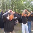شورحسینی در واودین بخش هزارجریب/تصویر
