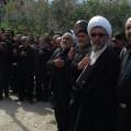 شور حسینی در سوته خیل هزار جریب نکا/تصویر