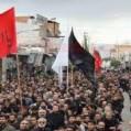 مراسم روز تاسوعا در شرق مازندران