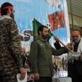 تجمع حماسی و همایش اقتدار بسیج درنکا / تصویر