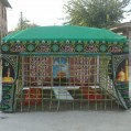 حیدری:حاجی محله آماده میزبانی ازمهمانان شهدا ست /ویدئو /عکس