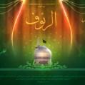 مجلسی برای امام رضا (ع) ازسوی رضا نامهای اومال / تصویر