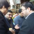 موسوی:از ورود واسطهها جلوگیری شود تا قیمت مرکبات را به کف نرسانند/ تصویر