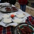 جشنواره غذاهای محلی در پوروای نکا برگزارشد+تصویر