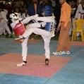 برگزاری مسابقات تکواندو باشگاه های استان درنکا/ تصویر