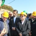 احمدی:سد گلورد در تولیت شهرستان نکا می باشد+تصویر