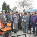 افتتاح نمایشگاه ماشین آلات کشاورزی درنکا+تصویر