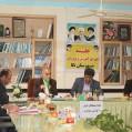 جلسه شورای آموزش و پرورش برگزار شد+تصویر