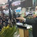 در شام پیروزی انقلاب ازمقام عالی شهدای ورزشکار نکا تجلیل شد/تصویر