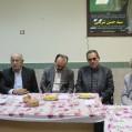 نشست اعضای مجمع خیرین شهرستان نکا/تصویر