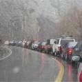 برف و باران ، مهمان دور دوم سفرهای نوروزی در مازندران