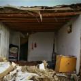 همراه با زلزله ۶ ریشتری مشهدضرورت تأمین اسکان به دلیل سردی هوا/تصویر