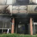 آتشسوزی در یکی از پاساژهای بهشهر
