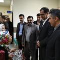 حضور دو وزیربهداشت درمان وصنعت و معدن درنکا+تصویر