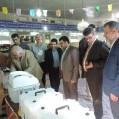 حماسه ماندگار ۲۹ اردیبهشت در نکا /تصویر