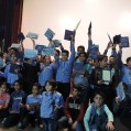 جشن فارغ التحصیلی پایه ششم دبستان پسرانه شاهدنکا+تصویر