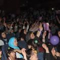 جشن پیروزی حسن روحانی درنکا برگزار شد+تصویر