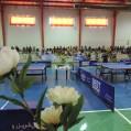 """اولین دوره از رقابت های  """"جایزه بزرگ تنیس روی میز""""در نکا"""
