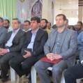 تودیع ساداتی و معارفه بریمانی مدیران امداد نکا