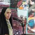 جمشیدی از برپایی نمایشگاه توانمندیهابی زنان روستایی خبر داد+تصویر