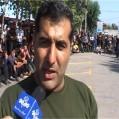 مسابقات قوی ترین مردان شرق مازندران در نکا برگزار شد