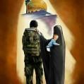 برگزاری آیین استقبال از رزمندگان مازندرانی مدافع حرم