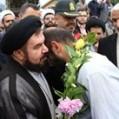 مردم بهشهر از رزمندگان مدافع حرم به گرمی استقبال نمودند/ تصویر
