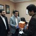 بسیج ورزشکاران نکا جزء برترین های  استان مازندران