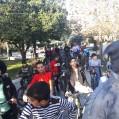 همایش دوچرخه سواری ازسوی پلیس راهور ساری برگزارشد