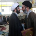 حجت الاسلام نوری به سمت مسئول ستاد نمازجمعه دهستان میانکاله منصوب شد