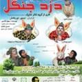 دزد جنگل به کارگردانی هنرمند نکایی تیمور نوربخش/ ویدئو