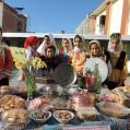 همایش جشنواره غذاهای محلی در نکا برگزار شد