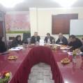 جلسه هم اندیشی هیات ورزش های همگانی شهرستان نکا