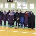 برگزاری مسابقات دانش آموزی بسکتبال دردومنطقه مازندران