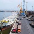 بندر امیرآباد رتبه نخست صادرات بنادر شمال کشور در سال ۹۶ را کسب کرد