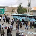 ۱۰ کشته و مجروح درحادثه واژگونی اتوبوس نکا- مشهد