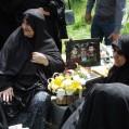 آئین  بزرگداشت  اموات در روستای سارم نکا