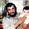 مادر شهید محمد کاظمی زرومی به فرزند شهیدش پیوست