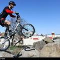 برگزاری مسابقه تریال دوچرخه سواری کشوری  به میزبانی نکا
