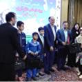 پایان هشتمین جشنواره جابر بن حیان درمازندران