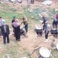 جشن سنتی شیر آش روستای غلامی بهشهر