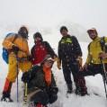 تجربه صعود زمستانه دربهار ودرهوایی سردتوسط کوهنوردان بهشهری