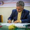 پیام تشکر دکتر ایوب برزگرنژاد رئیس ستاد انتخاباتی دکتر روحانی از احمدی