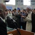 نمازعیدفطردرمصلای امام خمینی نکابرگزارشد/فیلم و عکس